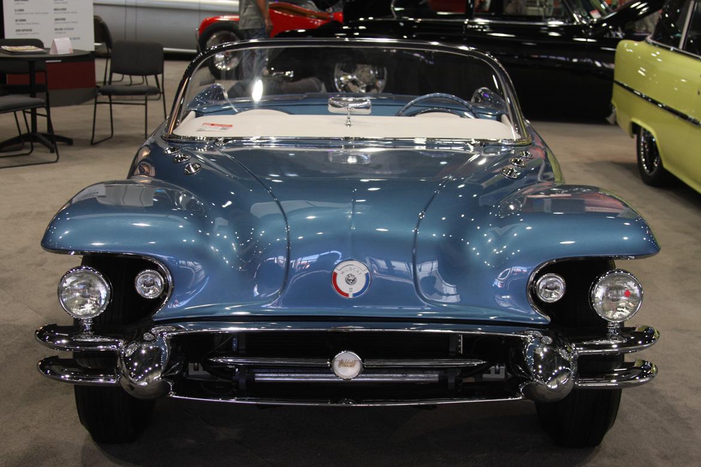 Bangshift Com 1954 Buick Wildcat Ii