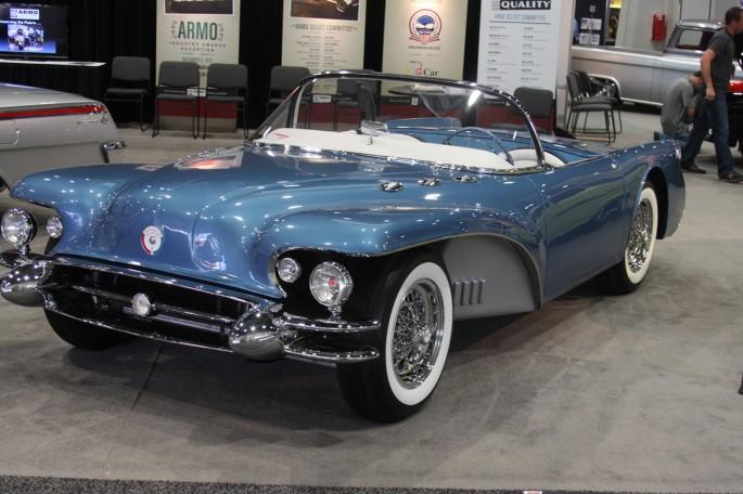 Buick 1954 Wildcat II recreation 241