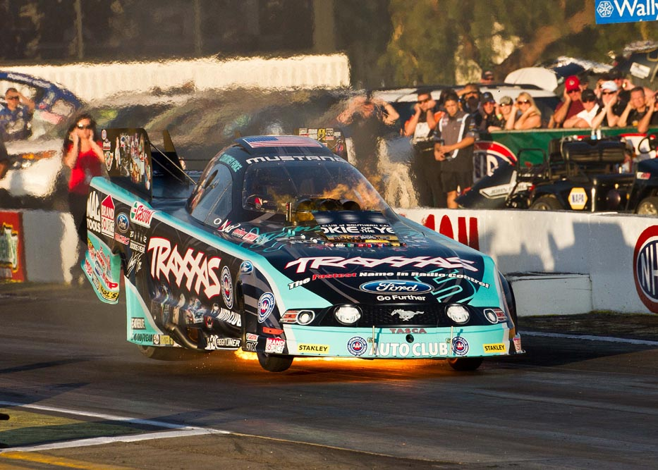 2013 NHRA World Finals Coverage:  Fast Times and Series Champions at Pomona Raceway