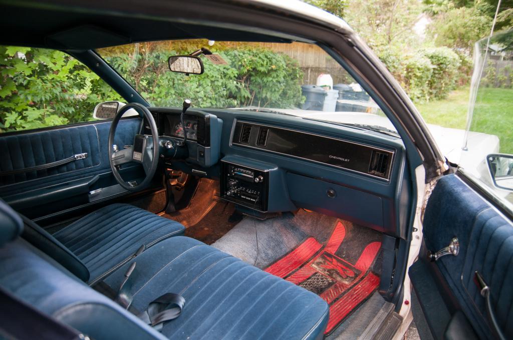 Bangshift Com 1987 Chevy Monte Carlo