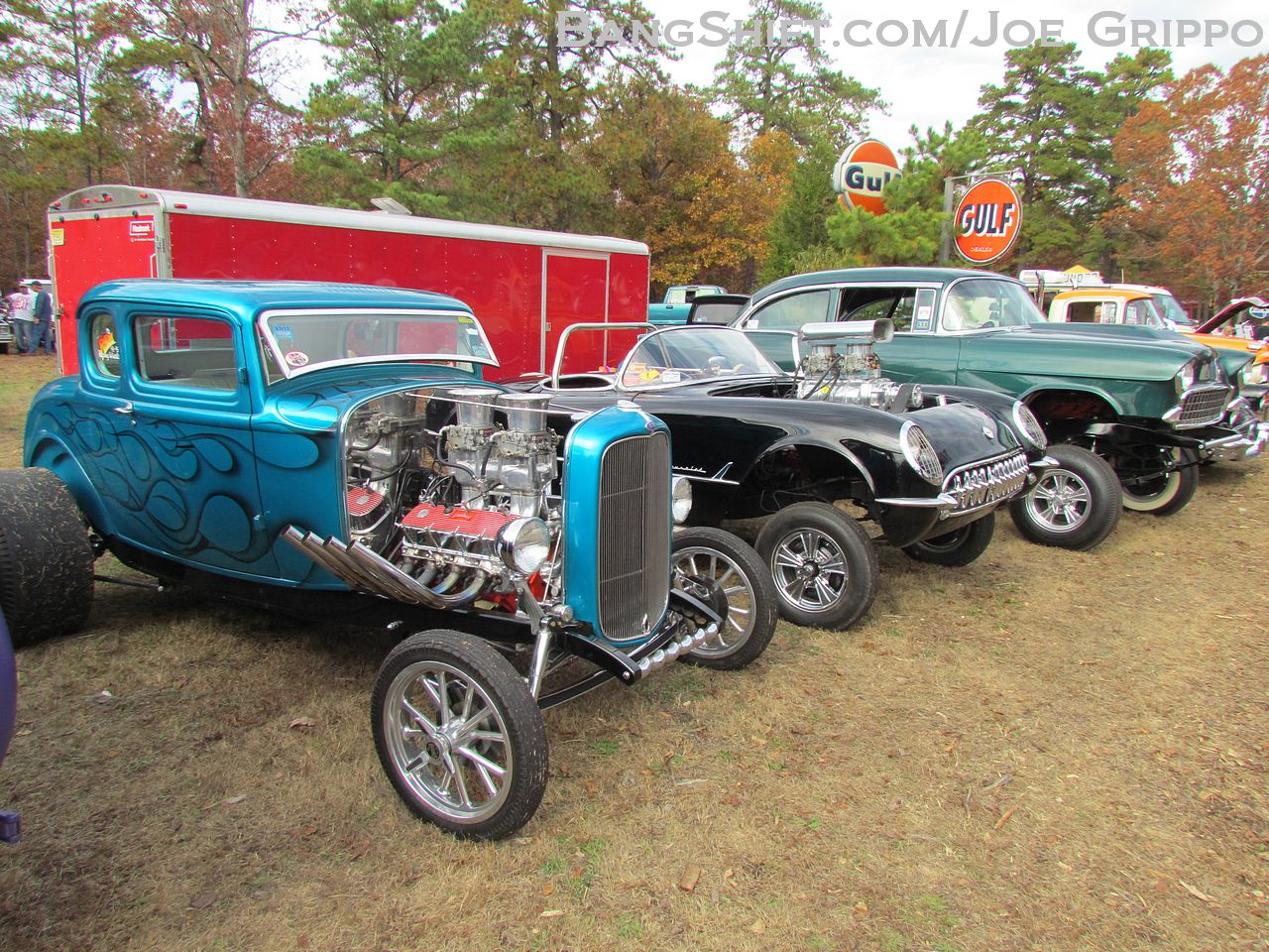 Gallery: Fleming's Pumpkin Run 2013 – The Cool Cars, Trucks, and Machines Keep Coming!