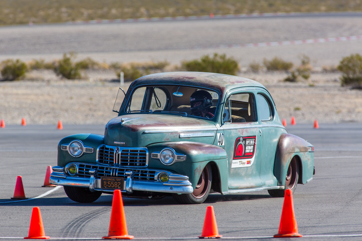 2013 Optima Ultimate Street Car Shootout – More Intense Autocross Action!
