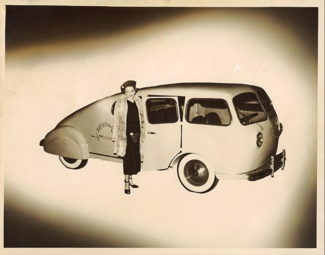 Bangshift Com 1949 Mustang Roy Mccarty