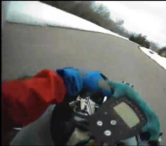 Hilarious Video: Terrorizing the Neighborhood With a 125cc Shifter Kart