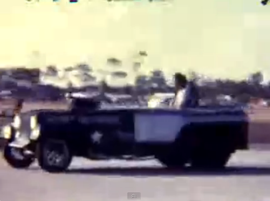Vintage Drag Video: Sunshine Drag Strip In Florida Circa The Mid-1960s! Wild Altered Corvette, Jeep Funny Car, More!