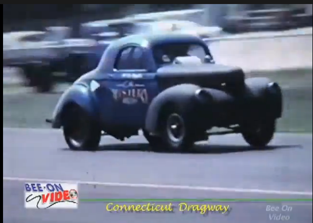 Epic: Nearly 10 Minutes Of 1950s/60s/70s Drag Strip Footage Featuring Gassers and Altereds From All Corners Of The Country!