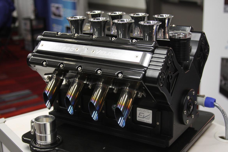 Bangshift Com Espresso Veloce V8