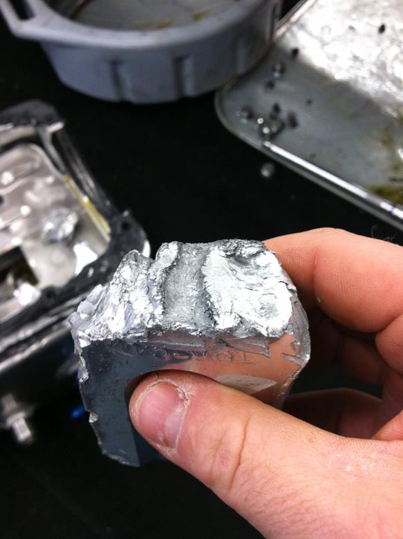 Bangshift Com Aluminum Rod Failure