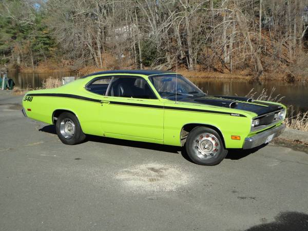 BangShift com 1970 Duster 340 survivor