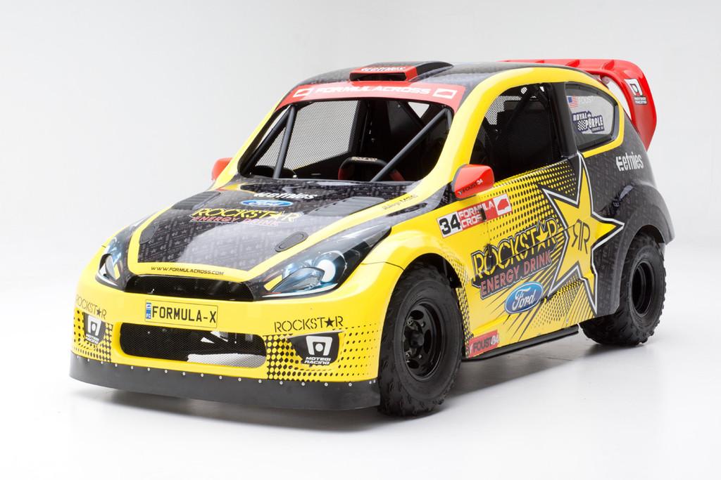 BangShift.com Formula Cross kart