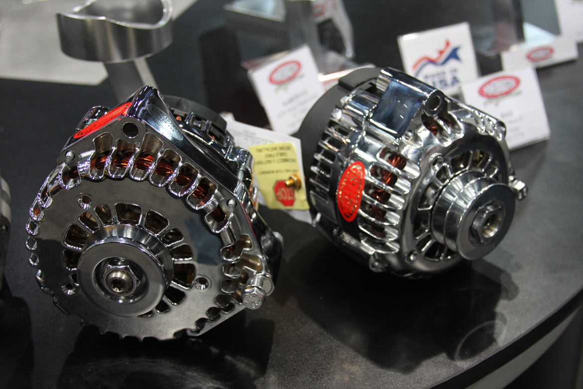 Powermaster Starters And Alternators Chrysler Performance Sema 2013 New Products108