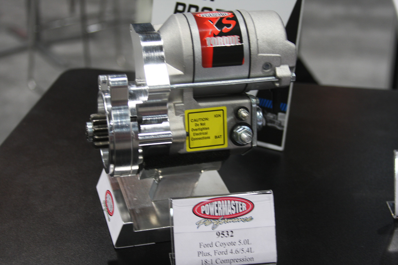 Powermaster Starters And Alternators Chrysler Performance Sema 2013 New Products113