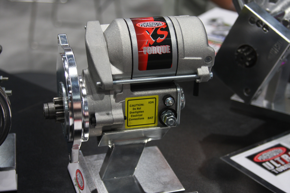 Powermaster Starters And Alternators Chrysler Performance Sema 2013 New Products116
