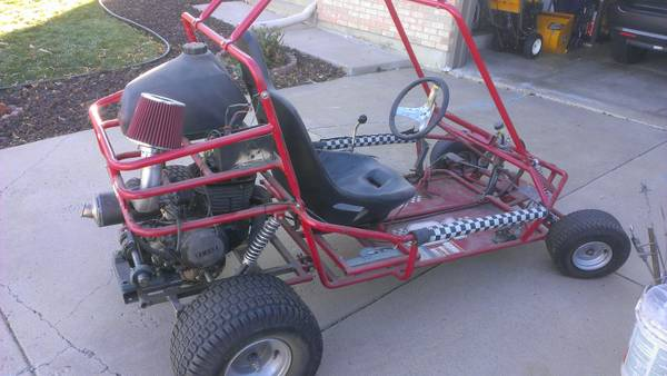 Yerf Dog Go Kart For Sale Craigslist