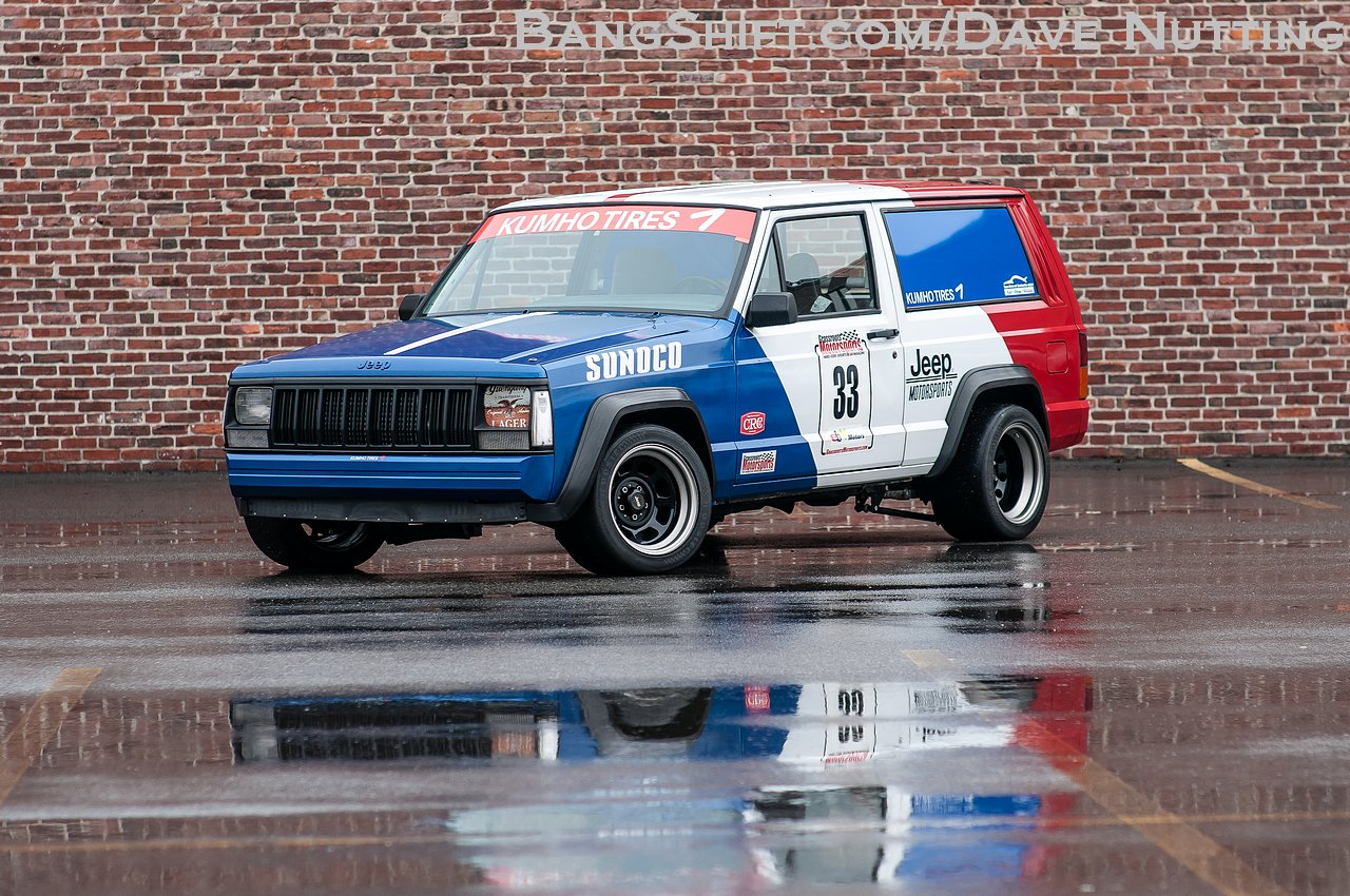 BangShift.com grassroots motorsports jeep