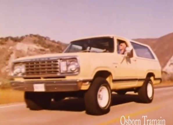 This 1977 Ramcharger Promotional Video Is 70s Truck Porn At Its Best – Wagon Wheels, Knobby Tires, OOGA BOOGA!