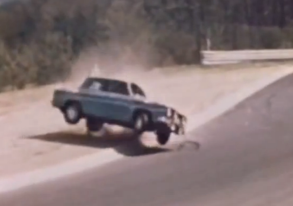 This Is An Amazing Compilation Video Of People Crashing Their Cars On The Nurburgring In 1970