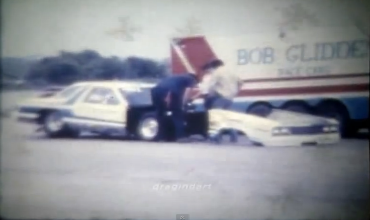 Killer Vintage Drag Video! Glidden, Prudhomme, Chi-Town and More At Motion Raceway!
