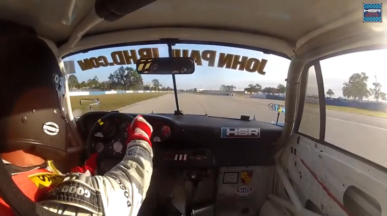 Ride With Dorsey Schroeder In A Porsche 935 Around Sebring! This Thing Is Lightning Fast