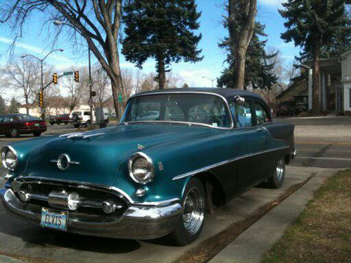 Craigslist Gold: This Ad For A Cool 1955 Olds Will Crack You Up!