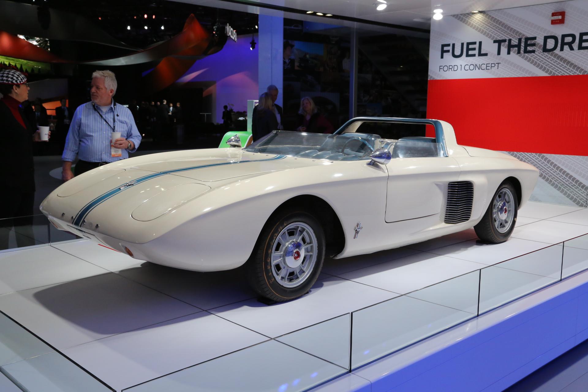 Bangshift Com 1962 Mustang I Concept Car