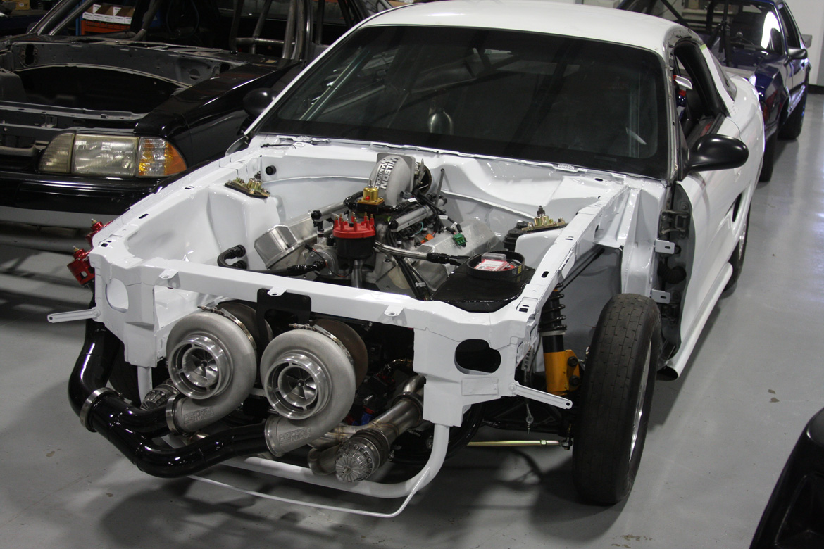 A Peek Behind The Curtain At DMC Racing – Cool Builds In Progress!