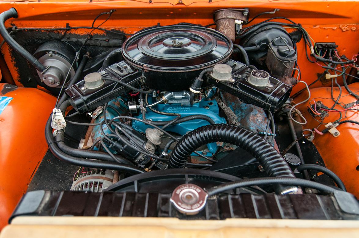 BangShift com 1978 Dodge W100 Powerwagon