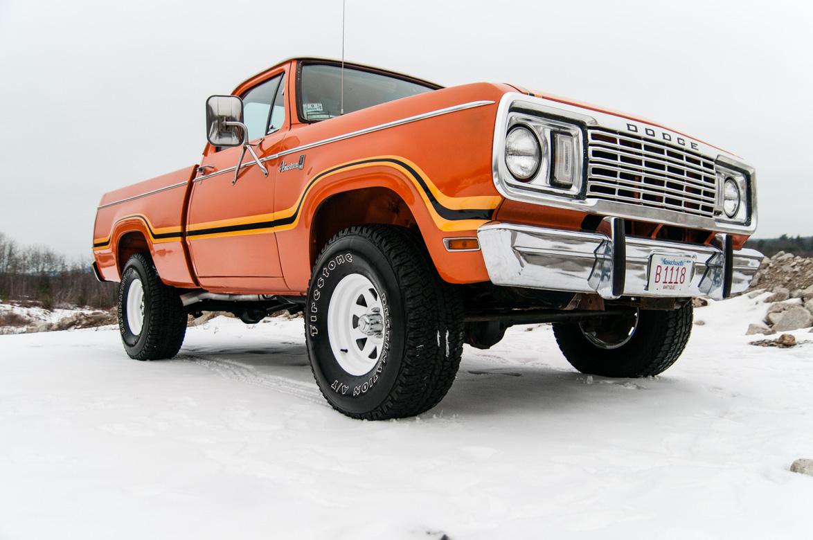 BangShift.com 1978 Dodge W100 Powerwagon