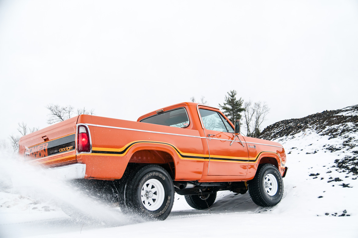 BangShift.com 1978 Dodge W100 Powerwagon