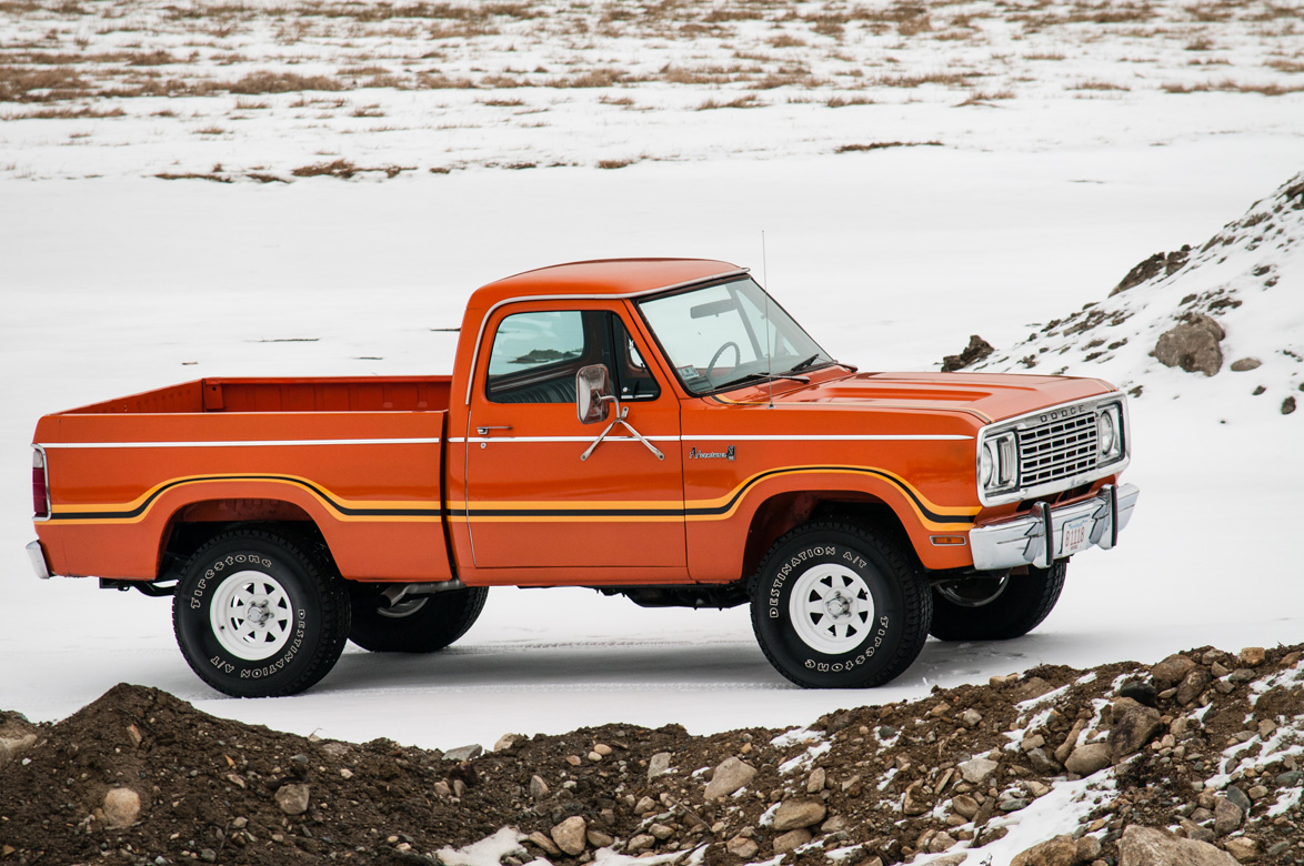 Power Wagon Week: This 1978 Dodge W100 Power Wagon Is Survivor ...