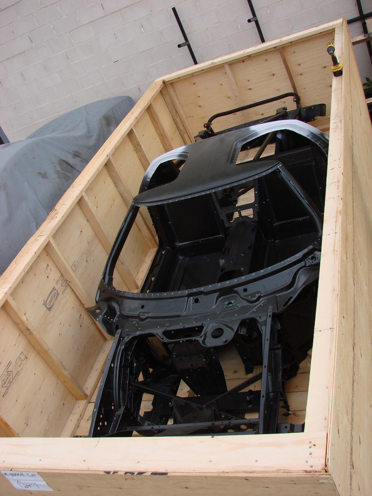 Gt Gt Gt Gt Gt Ebay Ad Link  Ford Gt Supercar Chassis