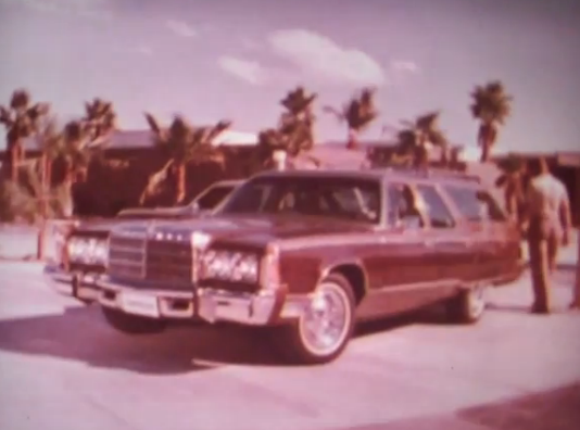 This Chrysler Film Promoting Their Massive 1976 Station Wagons Against Ford And Chevy Is Awesome