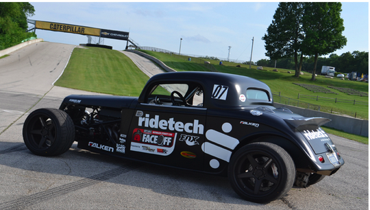 RideTech To Auction The Famed '33 And A Classic GTO Drop Top At Barrett Jackson 2014