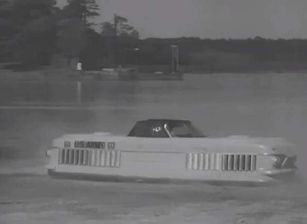 Historic Video: 1960's Army Testing Of Curtiss-Wright Air Car Is A Glimpse Of A Future That Never Was