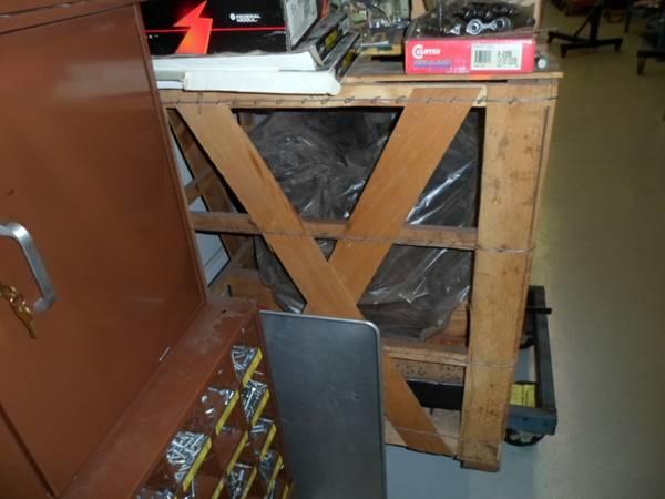 BangShift com LS6 and LS7 454s Still In Their Original Crates