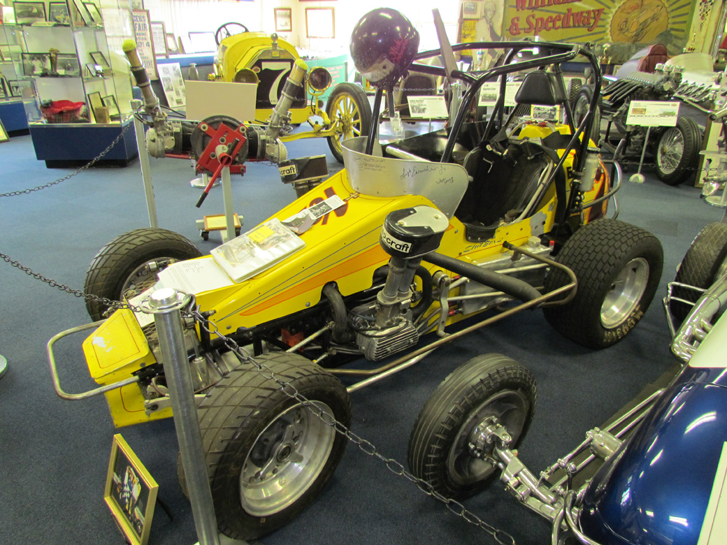 Eastern museum of motor racing for Eastern motors used car