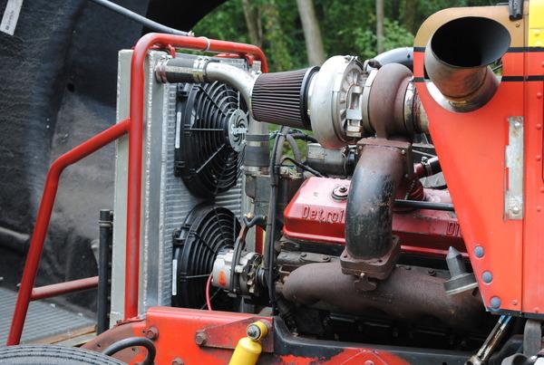 BangShift.com 8V92T Detroit Diesel Powered 1979 Kenworth ...