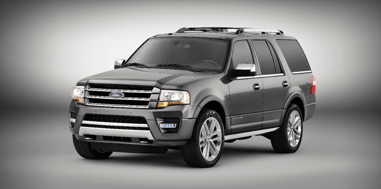 Ford expedition v8 engine