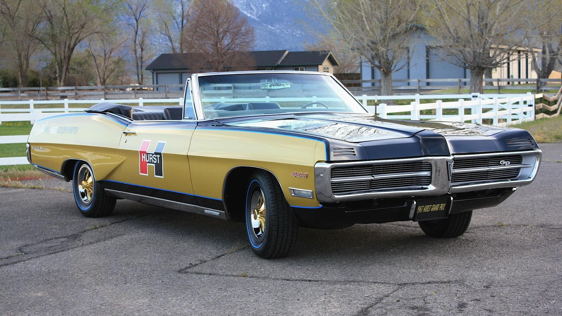 BangShift.com Top 11 Cars Of 1967