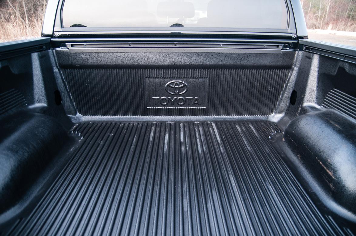 Toyota Tundra Spray In Bedliner