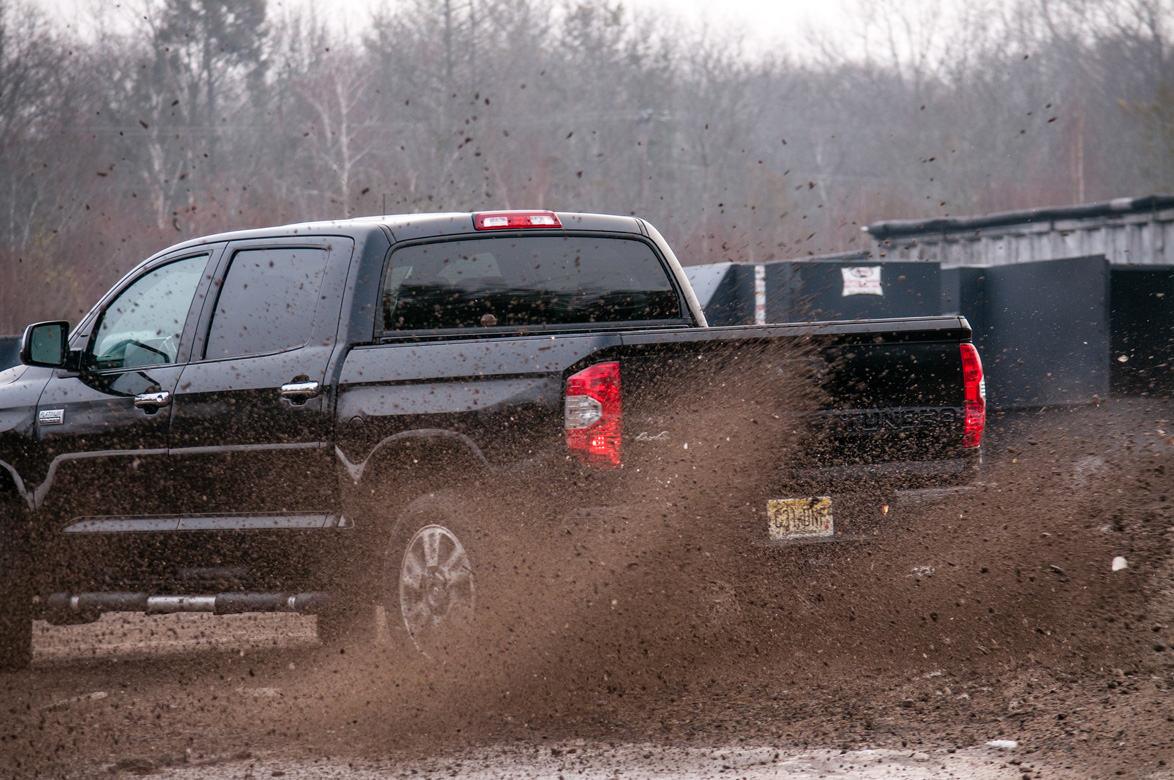 2014 Toyota Tundra Platinum: The Guts With None Of The Glory