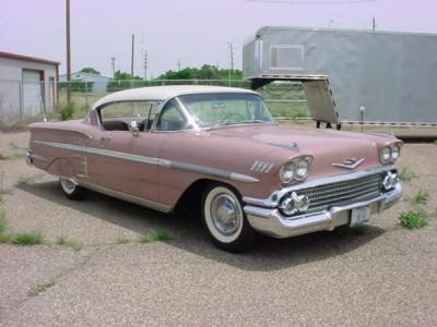 58 Impala Front