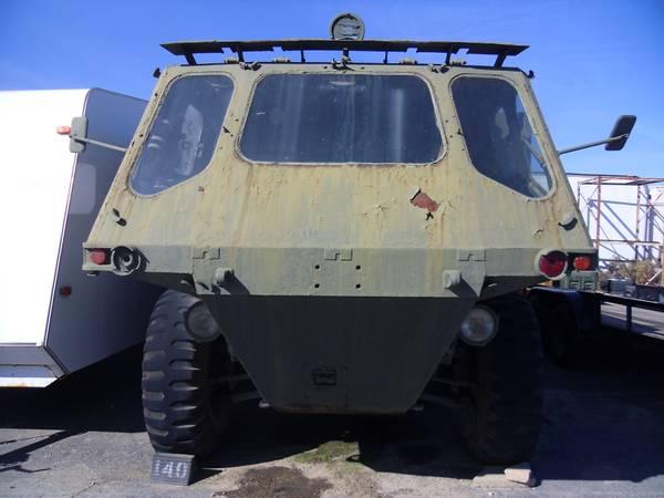 Bangshift Com Craigslist Find A 1965 Military Alvis Stallwart 6x6