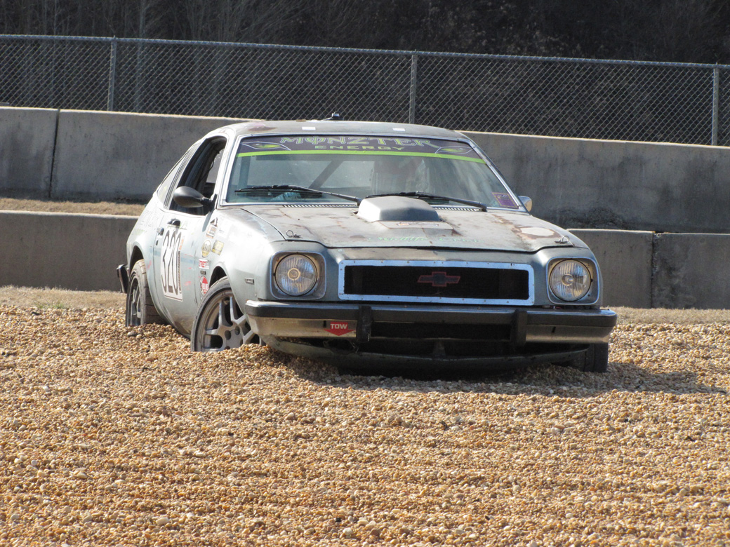ChumpCar Race Report With Gallery: Frozen Peaches And Ice Cream At Road Atlanta