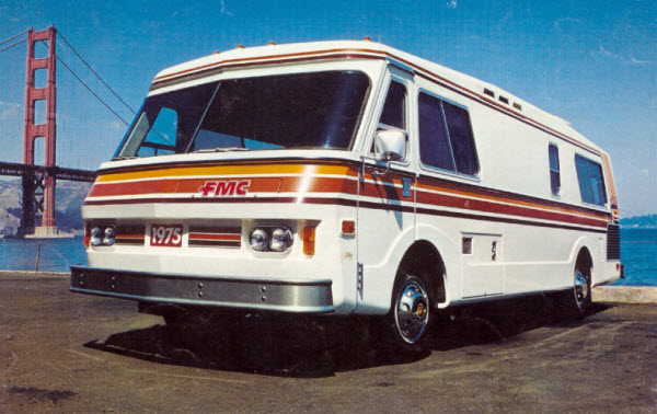 FMC Built These Cool, Wildly Expensive RVs in the 1970s – The Cool Story Of FMCs RV Division