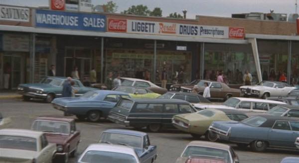 Friends of Eddie Coyle Parking Lot