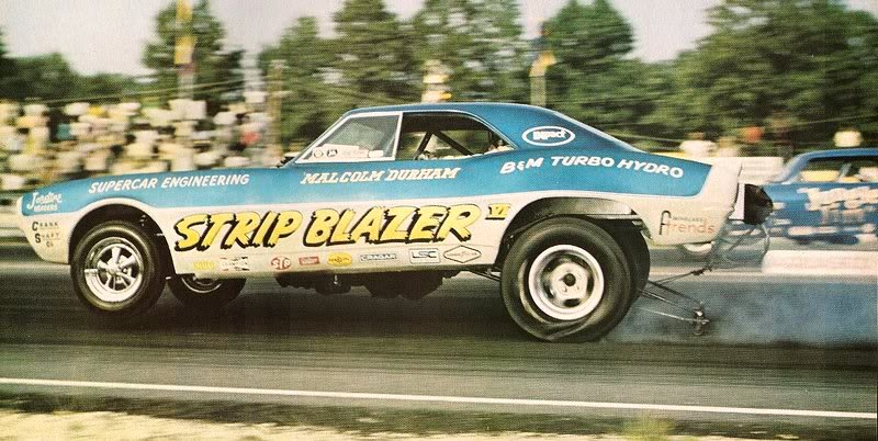 We Salute Malcolm Durham, Drag Racing's First Black Superstar And #48 On NHRA's Top 50 Driver's List