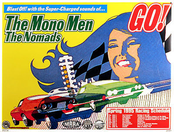 Monomen NOmads Drag Poster