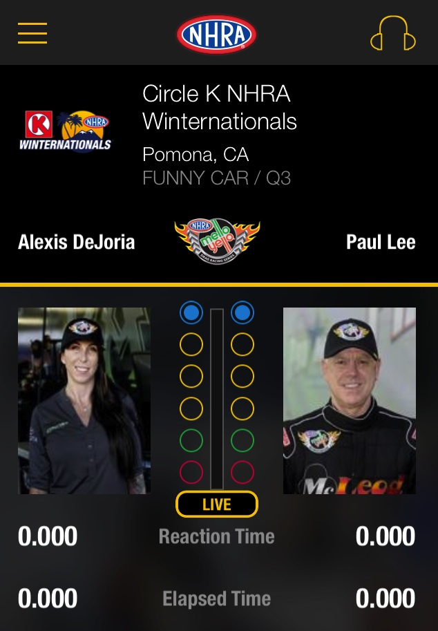NHRA Mobile provides you with live NHRA Pro and Sportsman racing, up-to-date event schedules, results, driver standings, and racing news from the convenience of your Android device. Your one--and only--stop for NHRA Championship Drag Racing, NHRA Mobile is a must-have for every racing fan.2/5(15).