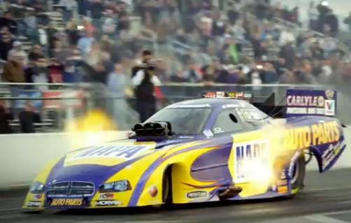 Drag Art: A Fantastic High Definition Video Highlighting The Nitro Drivers Of Don Schumacher Racing